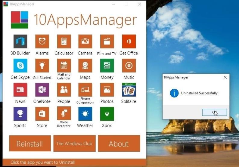 How to remove bloatware in Windows 10