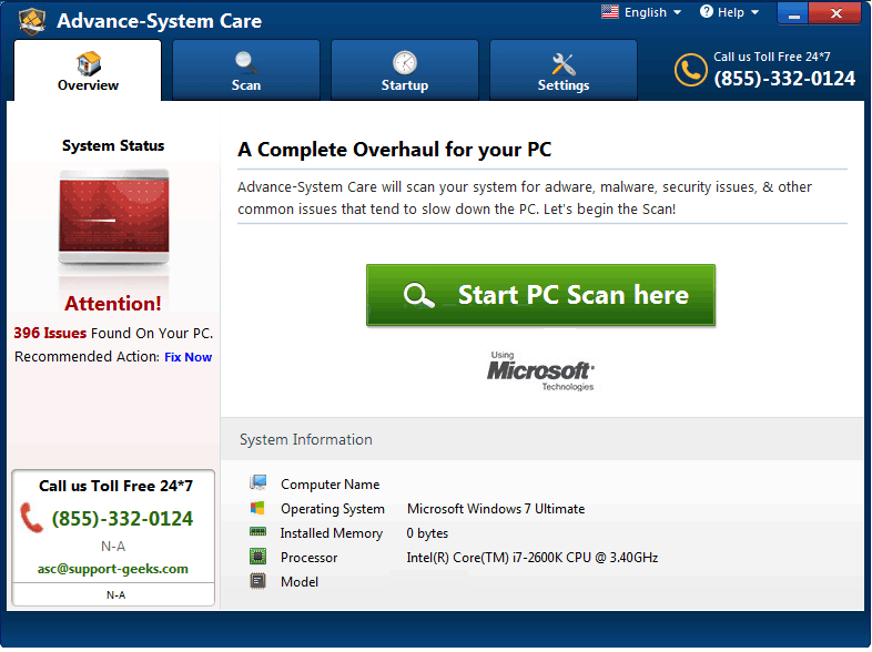 System Care Pro