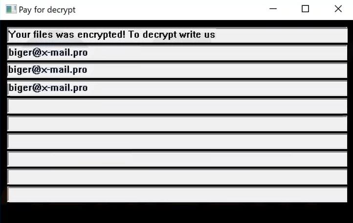 biger@x-mail.pro virus