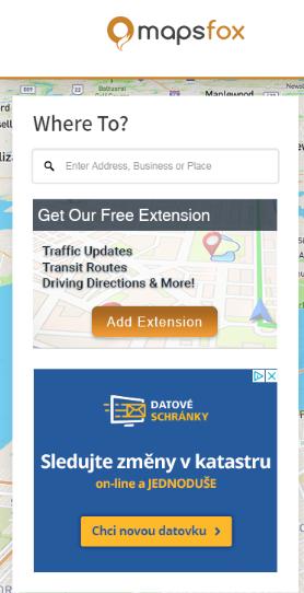 MapsFox Adware
