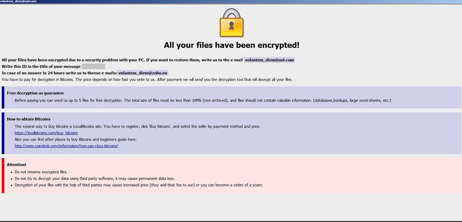 RcrypT ransomwar