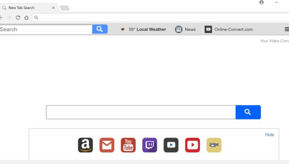 eConvertor Browser Hijacker