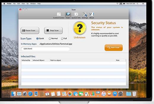 MacSecurityPlus Virus