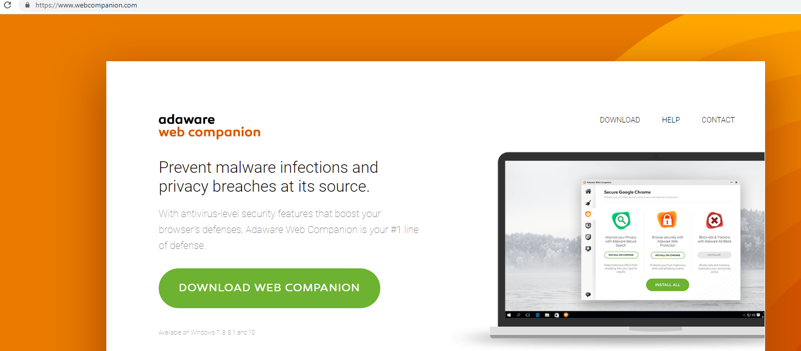 WebCompanion