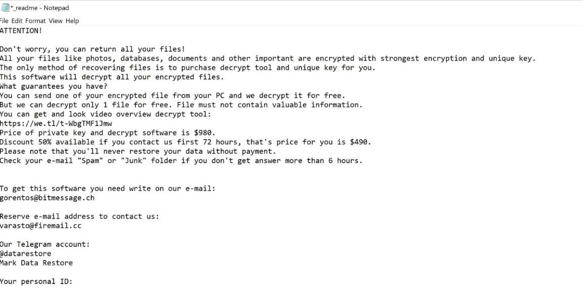 BOPADOR ransomware