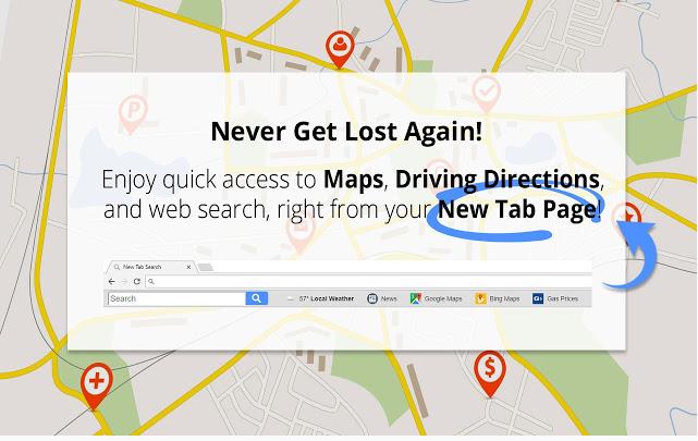 Get Maps Quick