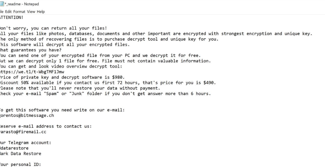 LAPOI ransomware