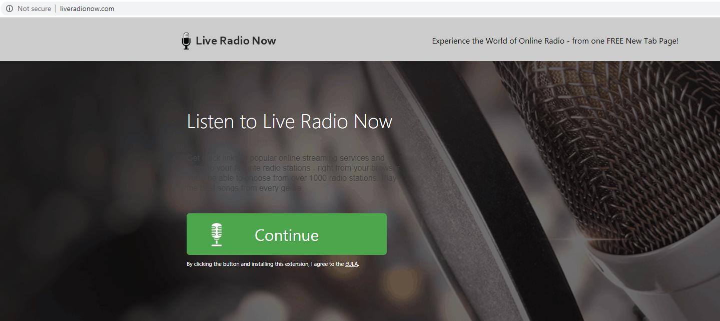 Live Radio Now