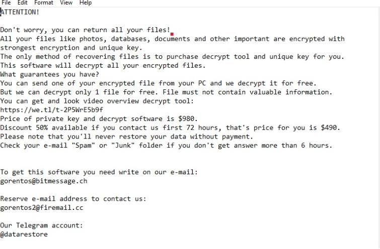 hese file virus