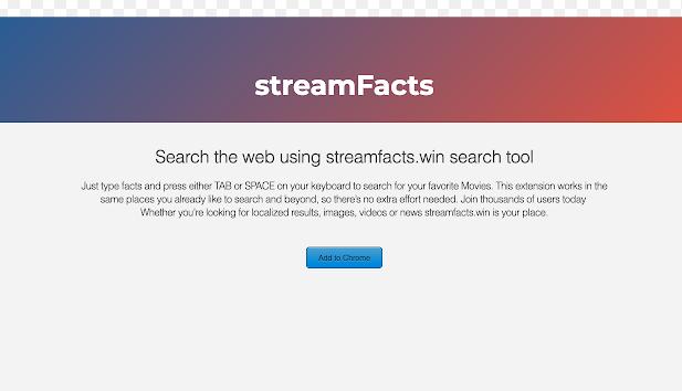 streamFacts