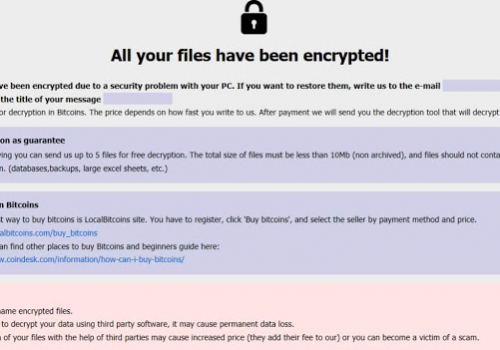 Entfernen [Agent5305@firemail.cc].Age ransomware