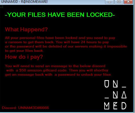 LOCKEDS Ransomware