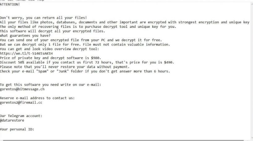 Lokf ransomware