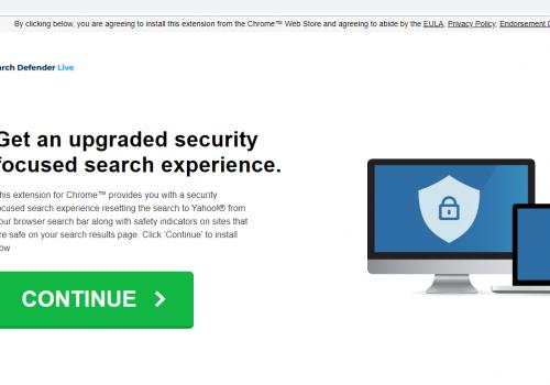 เอา Searchdefenderlive.com