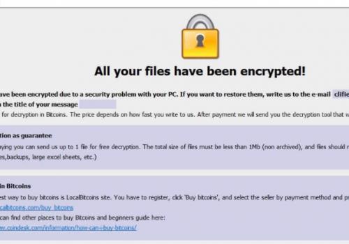 Fjerne .nvram ransomware