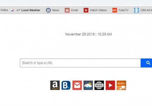 วิธีการเอาออก Search.watchtelevisiononlinetab.com