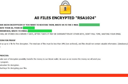 Fjerne .Asd extension ransomware