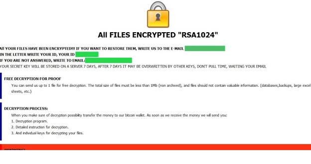 Asd extension ransomware