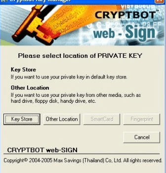 Πώς να αφαιρέσετε CryptBot