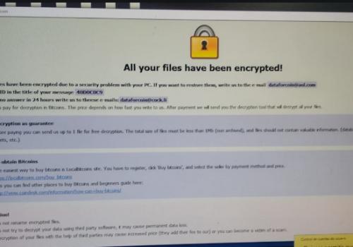 Menghapus LockBit ransomware