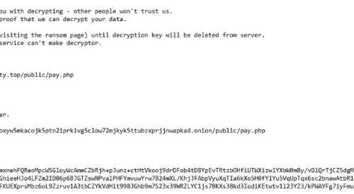 Menghapus NEMTY 2.2 REVENGE ransomware