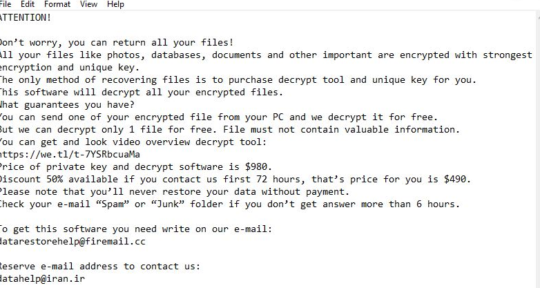 Nbes Ransomware