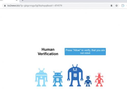 Como remover Toobotnews.biz