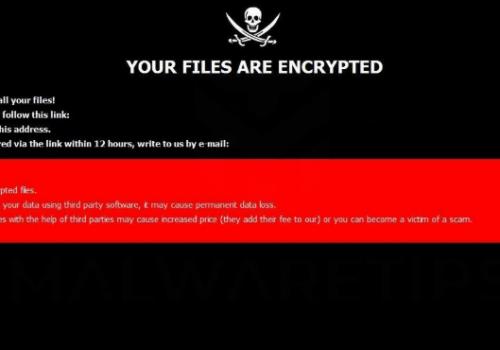.2new ransomware Eltávolítása