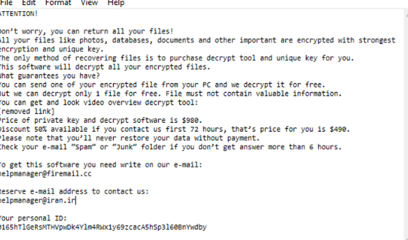 Btos ransomware