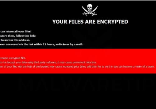Удалить .Devos ransomware