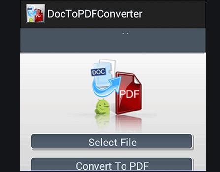 ลบ PDF Concverter App