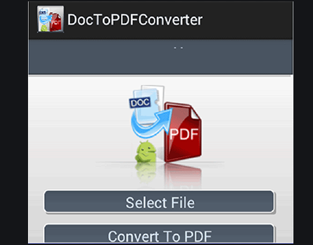 Odstranit PDF Concverter App