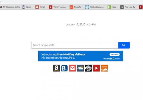 Comment faire pour supprimer Search.watch-tvlivetab.com