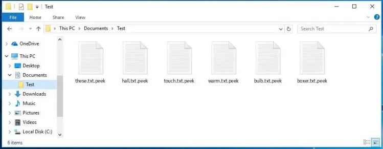 Sivo file ransomware