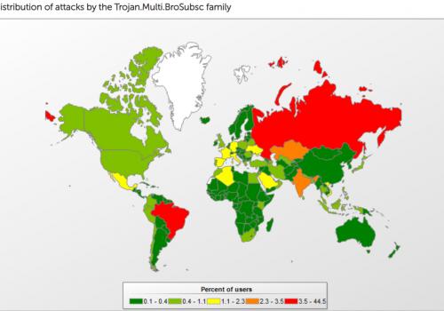 Kaldırmak Trojan.Multi.Brosubsc.gen