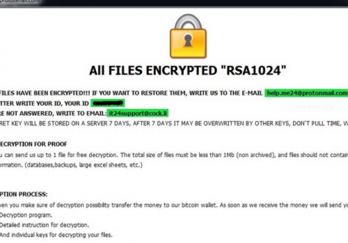 Poista .Z9 extension ransomware