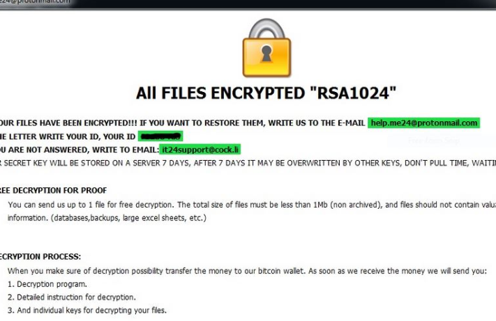 Z9 extension ransomware