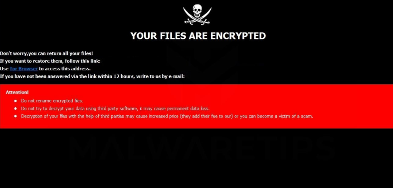 harma ransomware