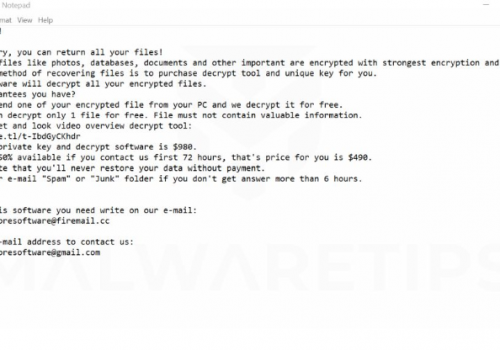 Usunąć Coom ransomware