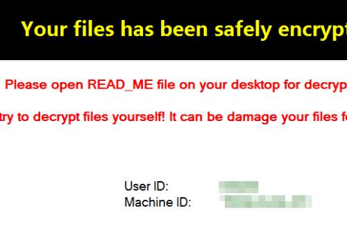 Jak usunąć EncoderCSL ransomware