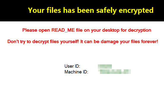 Comment supprimer EncoderCSL ransomware