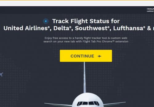 Ta bort Flighttabpro.com