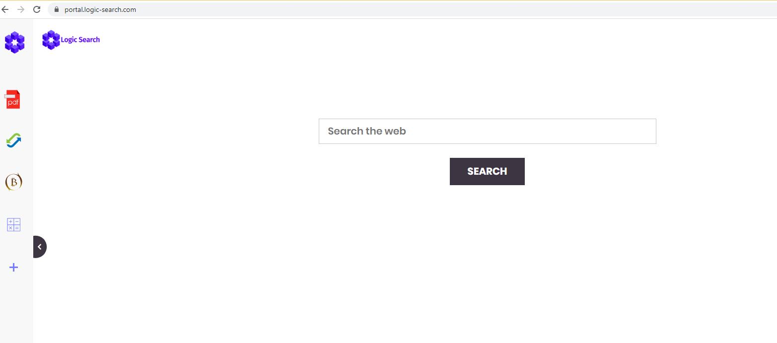 Eltávolít Logic-search.com