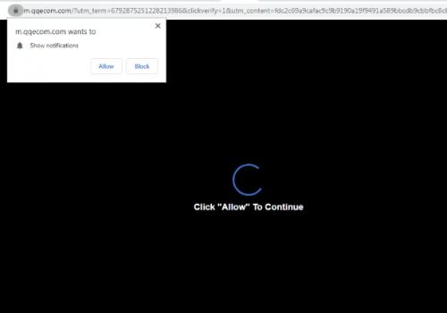How to remove Qqecom.com