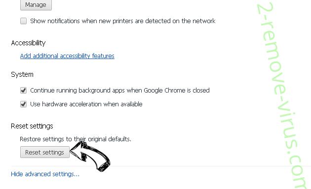 Search.hwatch-tvonline.com Chrome advanced menu