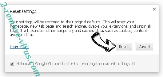 Search.hwatch-tvonline.com Chrome reset