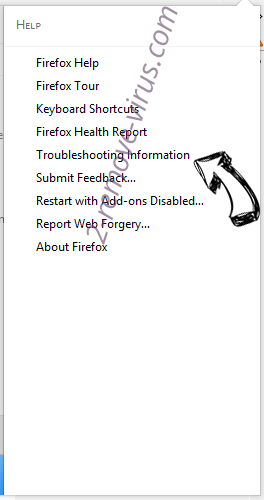 Search.hwatch-tvonline.com Firefox troubleshooting