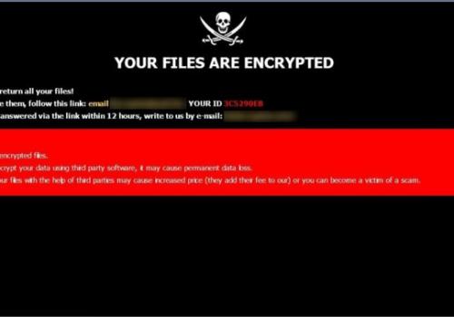BANG ransomware Removal