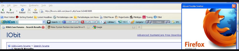 IObitCom Toolbar