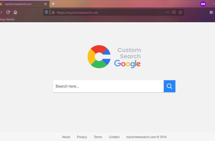 Manuals Directory Search browser hijacker